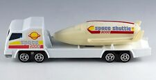Majorette Space Shuttle 3000 Transporter Made In France