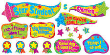 Eres la estrella Bulletin Board Aula Display Banner Set