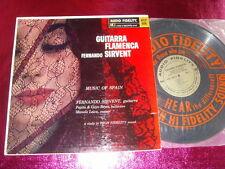 FERNANDO SIRVENT-GUITARRA FLAMENCA-LP VINYL N.MINT/EX+/AFLP 1896/USA