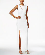 Calvin Klein Keyhole Column Gown Size 10