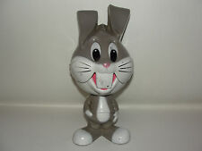 VINTAGE BUGS BUNNY TALKING PULL-STRING TOY 1976 WORKS WARNER BROS. MATTEL