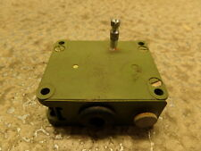 NEW SURPLUS ANTIQUE/VINTAGE WARBIRD AIRCRAFT AVIATION MICROSWITCH 1HA1-RH