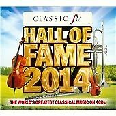 Classic FM Hall Of Fame 2014, Various Artists, Very Good Condition Box set