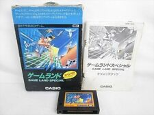 MSX GAME LAND SPECIAL Casio Import Japan Video Game No Tape 2299 msx
