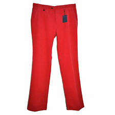 GANT Homme Pantalon New Haven Velours Rouge Regular W38 L36 Red Corduroy Pants