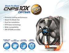 Zalman CNPS10X Optima SHARK CPU COOLER compatibile con AMD e processori Intel