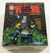1993 Skybox DC Cosmic Teams Trading Card Box 36 Packs
