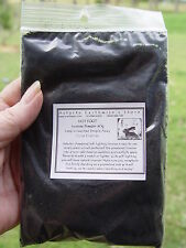 HOT FOOT INCENSE POWDER 40g SELF LIGHTING Wicca Witch Pagan Goth CURSE ENEMIES