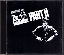 THE GODFATHER 2 Nino Rota Carmine Coppola Soundtrack CD Francis Ford Der Pate