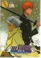 DVD BLEACH THE DIAMOND DUST REBELLION Movie Eng Sub NEW
