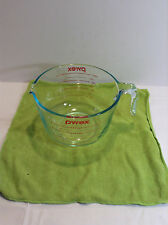 Pyrex 2 quart 8 cup handled measuring cup bowl 44