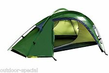 Expeditionszelt everest 1953 verde geodät kuppelzelt 1 personas carpa silicona tp1