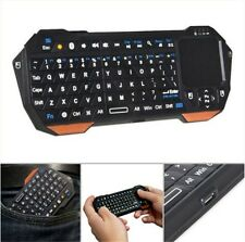 Bluetooth 3.0 Wireless Bluetooth Keyboard Mouse Touchpad for Windows Android iOS
