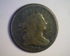 1806 Draped Bust Half Cent from an estate