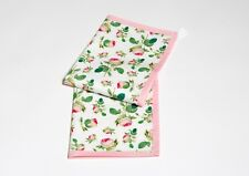 Roy Kirkham Redoute Rose Tea Towels Pack of 2 Drying Cloth 100% Cotton Kitchen