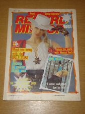 RECORD MIRROR 1983 MAR 5 BELLE STARS THE MUSICAL YOUTH