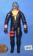 1983 DESTRO Enemy Weapons Supplier GI Joe 3 3/4 inch Figure #2