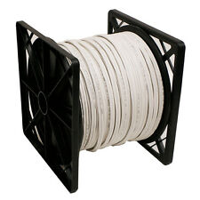 COP SECURITY RG59 Siamese Cable w/18/2 Power & 24/2 DATA, 500ft., White 95S-500W