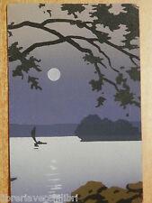Vecchia cartolina illustrata d epoca GMT Edizioni artistiche dipinte a mano 1925