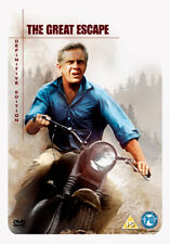 DVD:THE GREAT ESCAPE - DEFINITIVE EDITION - NEW Region 2 UK