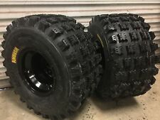 TWO NEW CST AMBUSH ATV TIRES (2) 22-10-10 , 22X10-10 4 PLY PAIR BAYOU 220 250