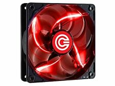 Circle Stay Cool C-12 120MM Red LED Case Cabinet Cooling Fan