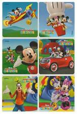 "30 Mickey Mouse Clubhouse Stickers, Assorted, 2.5"" x 2.5"" each, Party Favors"