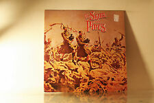 THE SKIRL OF THE PIPES - SCOTTISH MILITARY BAND - RD HOLLAND NM VINYL LP ALBUM