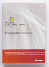 MS Windows SBS Small Business Server 2008 Premium für Fujitsu Server