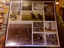 Railroad Earth Last of the Outlaws 2xLP sealed vinyl + download