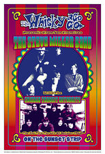 1960's Rock: Steve Miller Band  & Chicago The Whisky A Go Go Concert Poster 1968