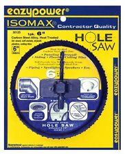 Eazypower 30125 6in. Hole Saw for CornHole Boards