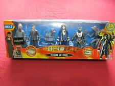 Dr Who Exclusive To Woolworths Ltd Edition 6 Figure Gift Pack (Rare) Series 2
