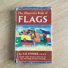 The Observer's Book Of Flags 1966