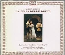 Giordano: La Cena Delle Beffe / Sanzogno, Armiliato, Lantieri, Chingari - CD