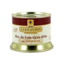 2 x foie gras goose jurançon