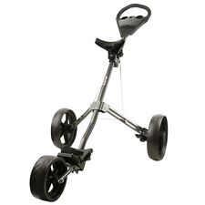 Factory Direct Golf Three-Wheel Push/Pull Cart - 3 Wheels Golf Club Trolley