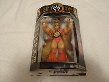 WWE The Ultimate Warrior Classic Super Stars Series 1 Action Figure Wrestling