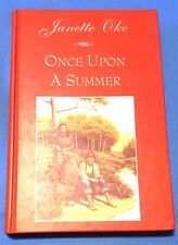 Once Upon a Summer by Janette Oke (hardcover)