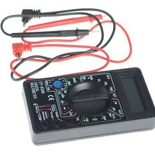 Portable Digital Multimeter Voltmeter Strom Messgerät Voltmeter Profi Neu