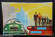 cromos il mondo del futuro 88 picture cards figurine lampo 1959 figurines lampo