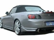 HONDA S2000 99-03 REAR BUMPER LIP SPATS - UK STOCK
