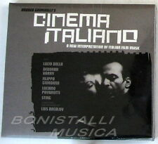 LUIS BACALOV - CINEMA ITALIANO - Colonne Sonore - CD Sigillato