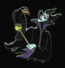 Mini Villains Maleficent and Diablo Disney Pin 78570