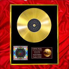 COLDPLAY HEAD FULL OF DREAMS  CD  GOLD DISC VINYL LP FREE SHIPPING TO U.K.