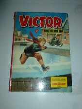 THE VICTOR BOOK for BOYS - Annual - Year 1984 - UK Annual ( Price Tab Removed)