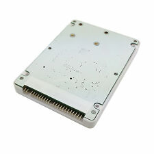 mSATA mini PCI-E SATA SSD to 2.5 IDE 44pin Notebook Laptop hard disk case White