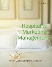 Hospitality Marketing Management 5th Int'l Edition