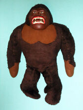 "Vtg King Kong 1976 Mego RKO Samet and Wells Monster Movie Plush 15"" Rare!!"