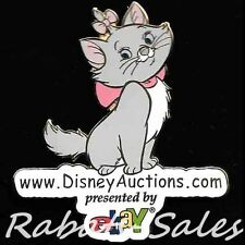 Marie - Sitting DA.com Sign Aristocats - Disney Auctions Pin LE5000 New On Card